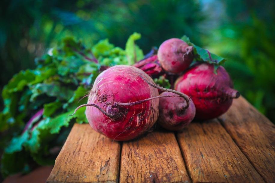 Beetroot liver detox