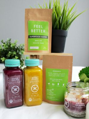 Superfood Blends by HIC