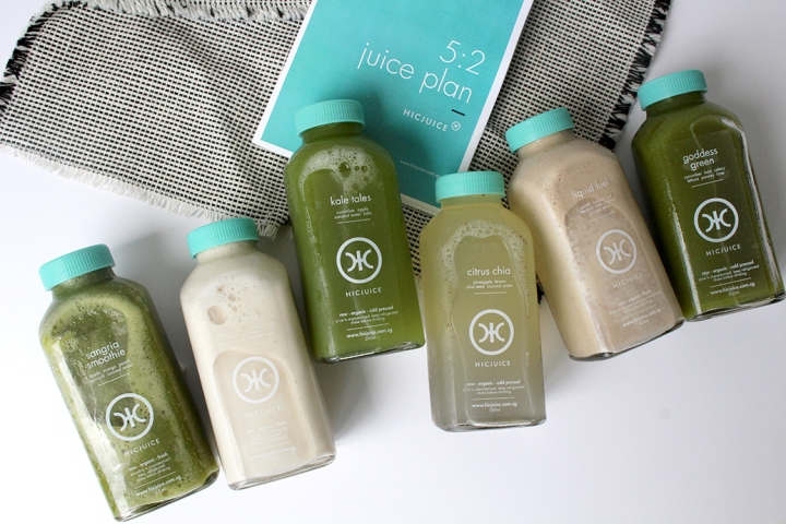 5-2 juice diet