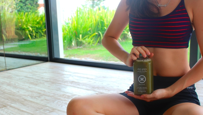 HIC Juice Lean Detox Lifestyle