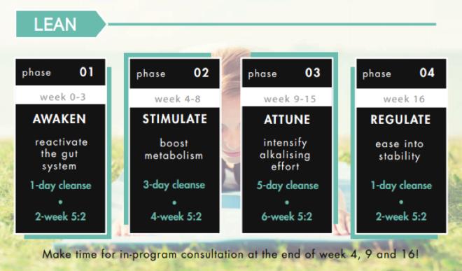 LEAN Program Phases