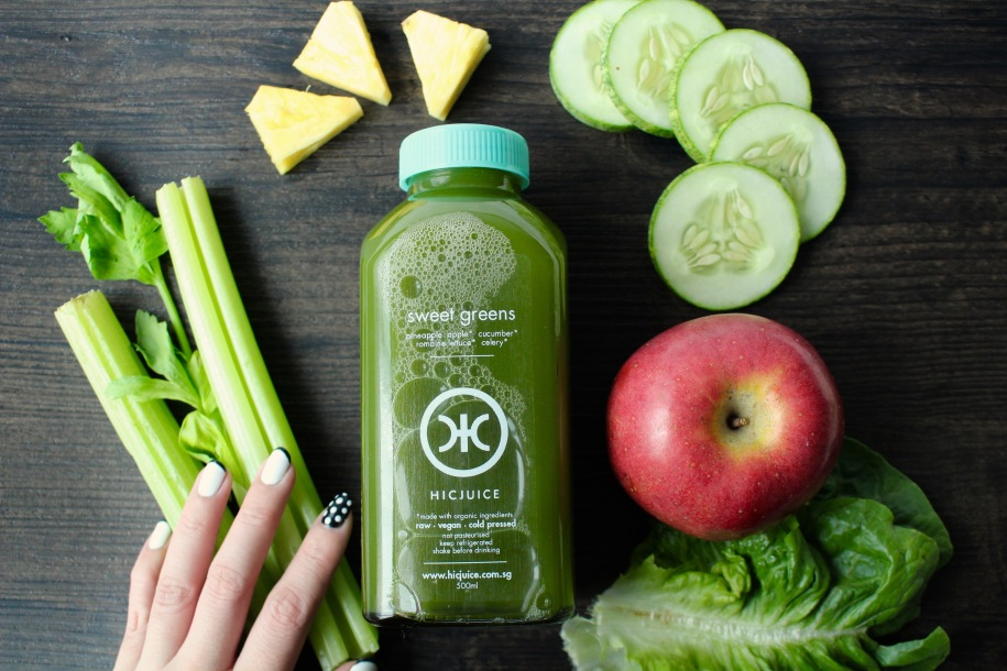 Sweet Greens by HIC Juice