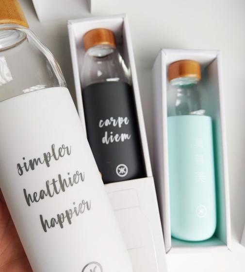 HIC x Soma bottles