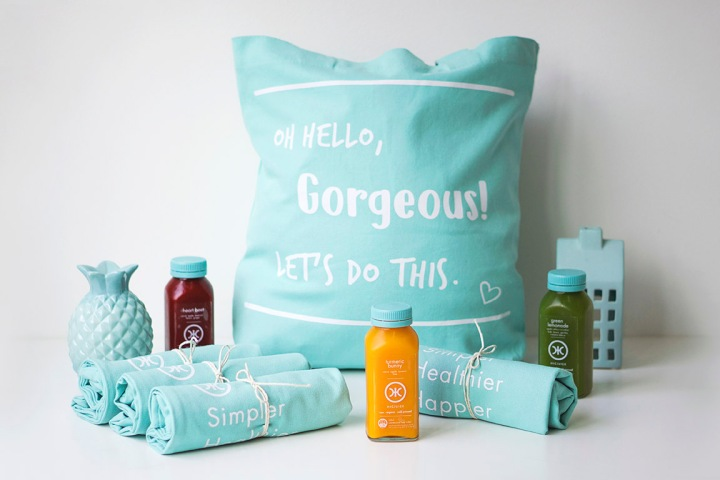 HIC Cleanse Month Tote bag