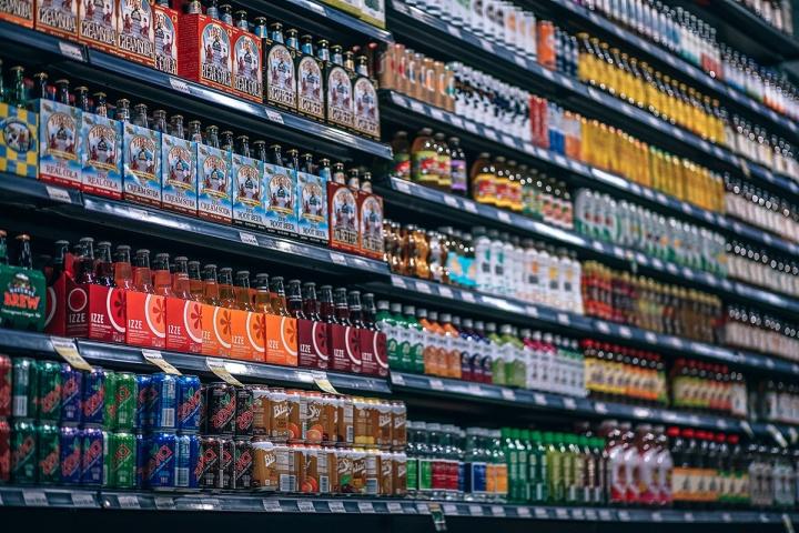 Low calorie Diet Soda